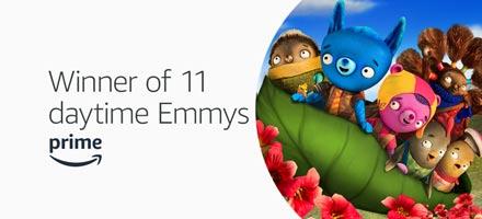 Prime Original Tumble Leaf, winner of 11 daytime Emmys
