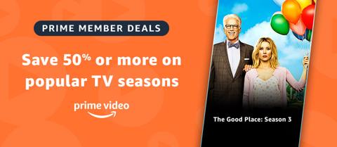 Prime Member Deals on Prime Video