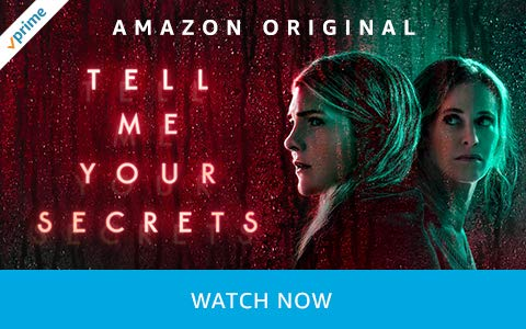 New to Prime Video: Tell Me Your Secrets