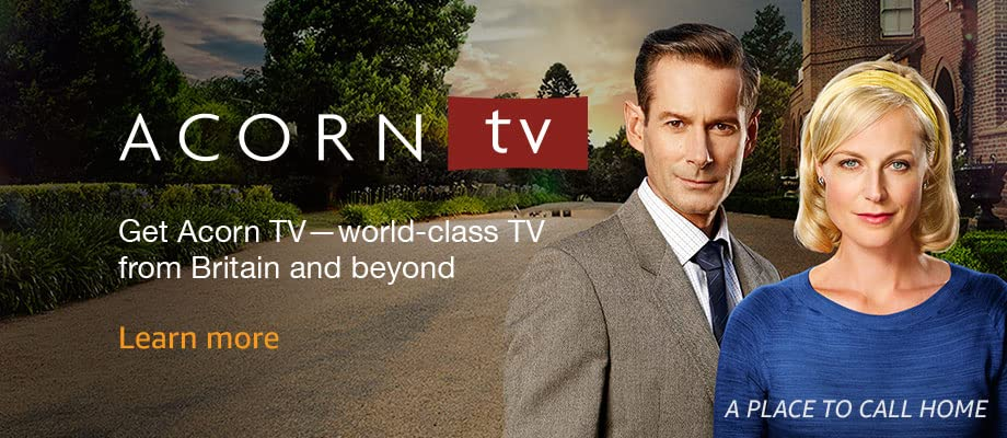World-class TV from Britain and beyond