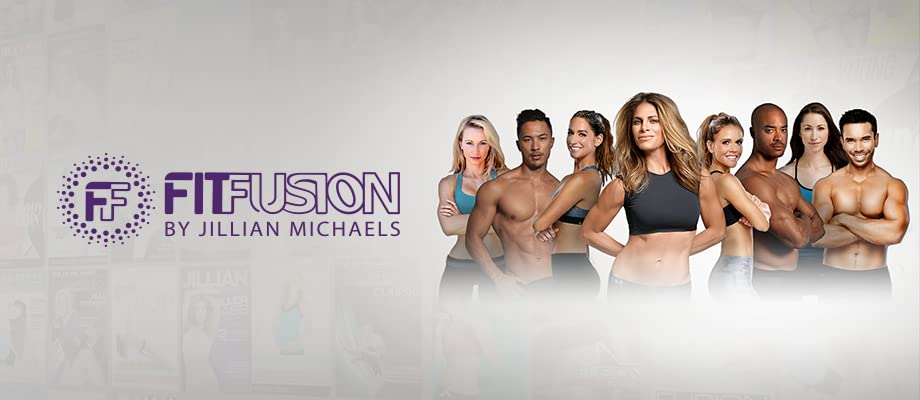 Fitness videos from Jillian Michaels and other trainers