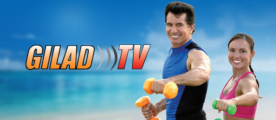 High-quality workouts from Gilad Janklowicz to help you stay in shape