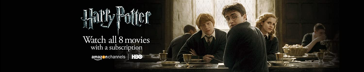 Watch all 8 Harry Potter movies with HBO on Amazon Channels