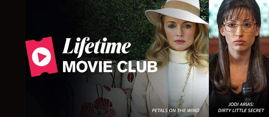 Lifetime movies, ad-free, with fresh movies rotated in weekly