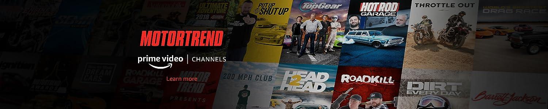 Original programming, motorsport, and more