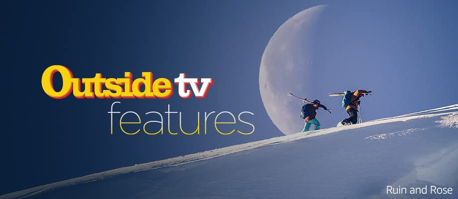 Premier collection of adventure sports films and series