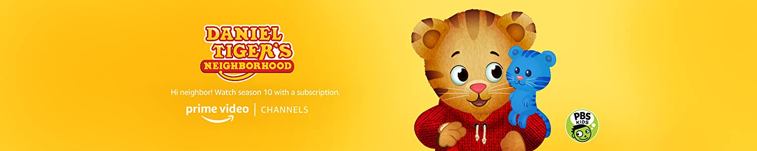 Watch Daniel Tiger Season 10 with PBS Kids on Prime Video Channels