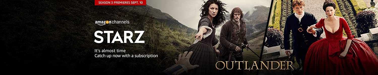Watch Outlander with Starz on Amazon Channels.