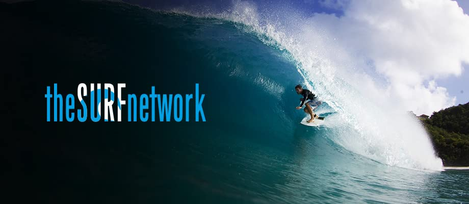 Unlimited access to hundreds of surf films and videos