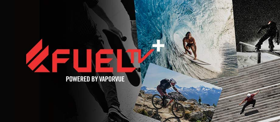 Unlimited access to hundreds of extreme sports videos