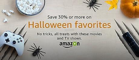Deals on Halloween titles