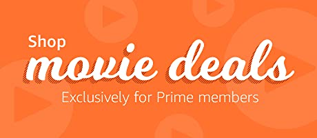 Video deals for Prime members