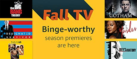 Watch your favorite Fall TV shows