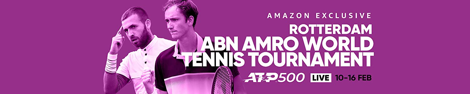 Watch live tennis from the 2020 ABN AMRO World Tennis Tournament, ATP 500 in Rotterdam, Netherlands (10 Feb - 16 Feb 2020) and catch up on the best moments.