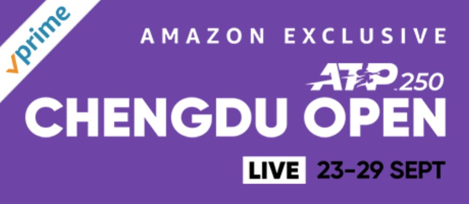 Watch live men's tennis from the 2019 Chengdu Open, ATP 250 in Chengdu, China and catch up on the best moments.