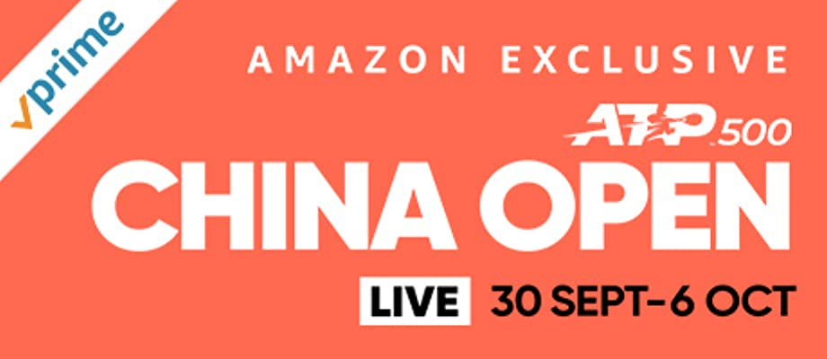 Watch live men's tennis from the 2019 China Open, ATP 500 in Beijing, China (30 Sep - 06 Oct, 2019) and catch up on the best moments.