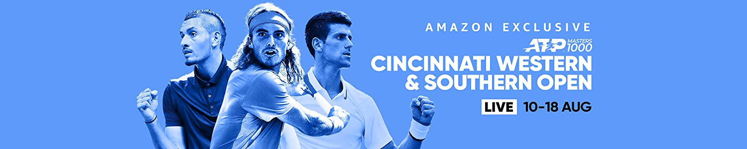 Watch live men's tennis from the 2019 Western & Southern Open, ATP 1000 in Cincinnati, Ohio and catch up on the best moments.