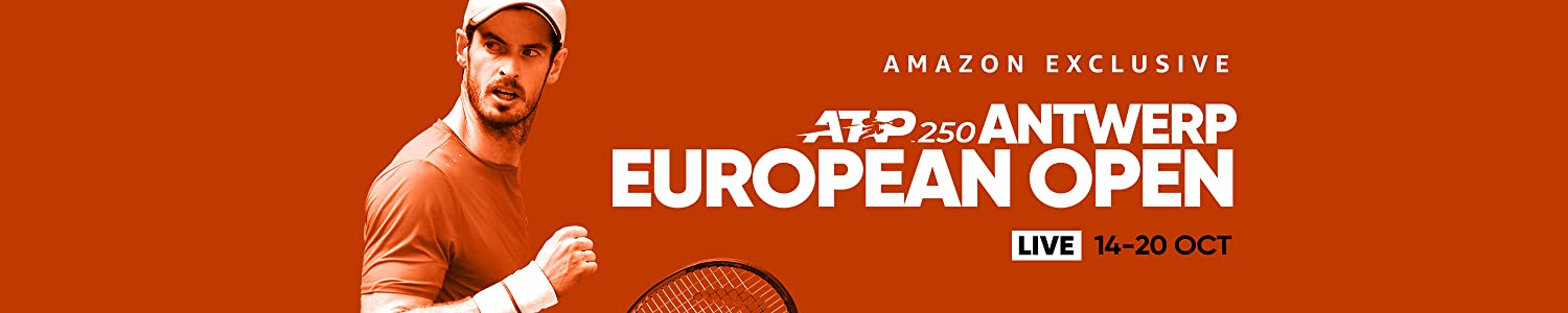 Watch live men's tennis from the 2019 European Open, ATP 250 in Antwerp, Belgium (14 Oct - 20 Oct, 2019) and catch up on the best moments.