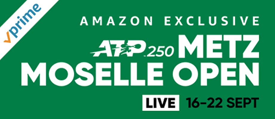Watch live tennis from the 2019 Moselle Open, ATP 250 in Metz, France and catch up on the best moments