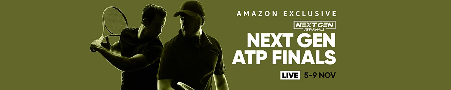 Watch live men's tennis from the Next Gen ATP Finals in Milan, Italy (05 Nov - 09 Nov, 2019) and catch up on the best moments.