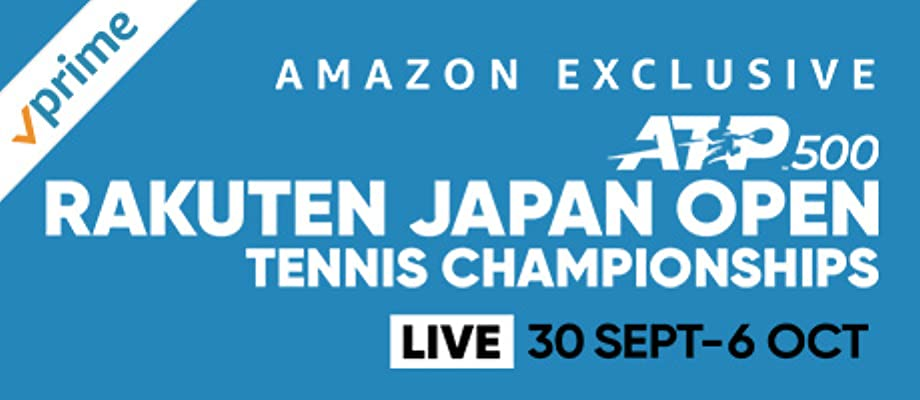 Watch live men's tennis from the 2019 Rakuten Japan Open Tennis Championships, ATP 500 in Tokyo, Japan (30 Sep - 06 Oct, 2019) and catch up on the best moments.