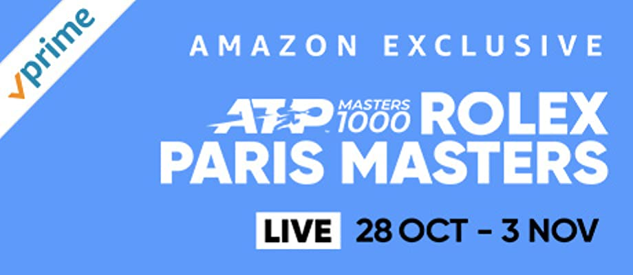 Watch live men's tennis from the 2019 Rolex Paris Masters, ATP 1000 in Paris, France (28 Oct - 03 Nov, 2019) and catch up on the best moments.