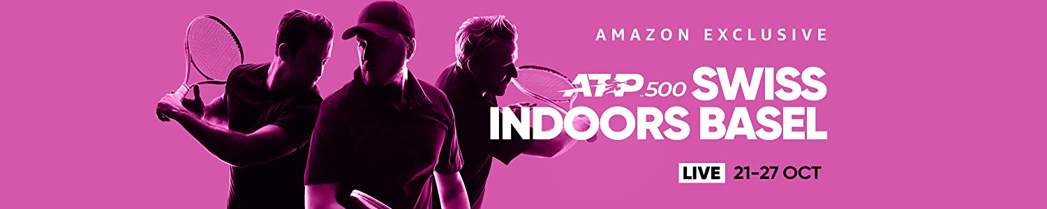 Watch live men's tennis from the 2019 Swiss Indoors Basel, ATP 500 in Basel, Switzerland (21 Oct - 27 Oct, 2019) and catch up on the best moments.