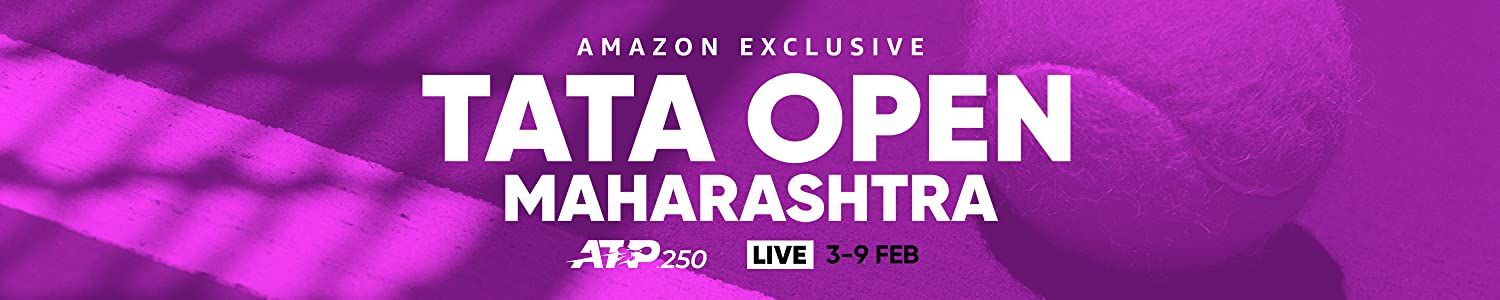 Watch live tennis from the 2020 Tata Open Maharashtra, ATP 250 in Pune, India (03 Feb - 09 Feb 2020) and catch up on the best moments.