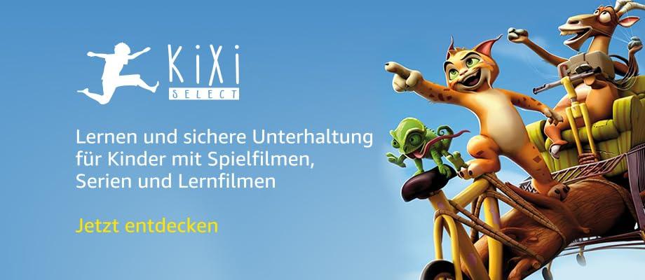 Lehrreiche und sichere Unterhaltung für Kinder mit Spielfilmen, Serien und Lehrfilmen
