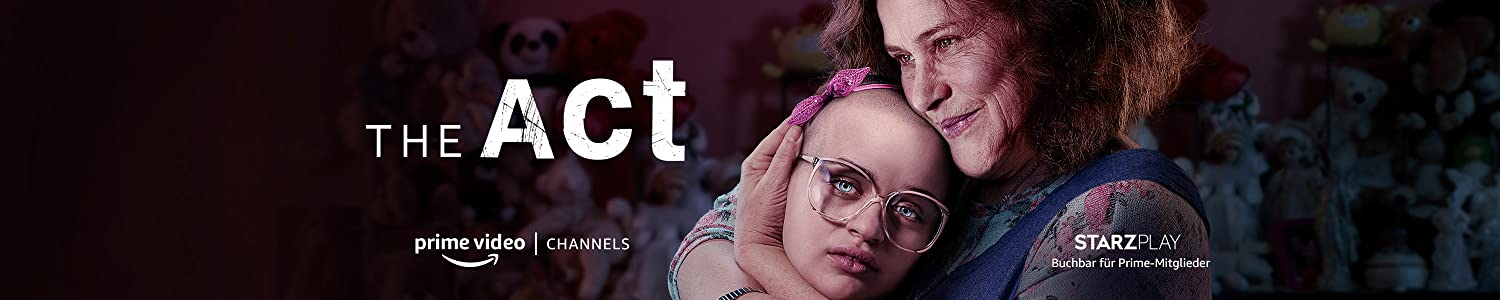 Watch The Act with STARZPLAY on Prime Video Channels.