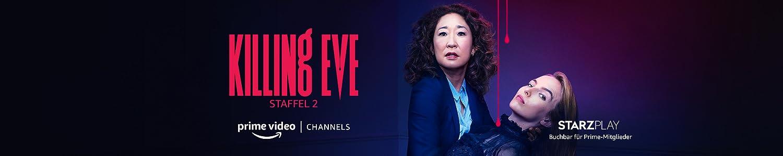 Sehen Sie sich die 2. Staffel von Killing Eve mit dem STARZPLAY Channel bei Prime Video Channels an.
