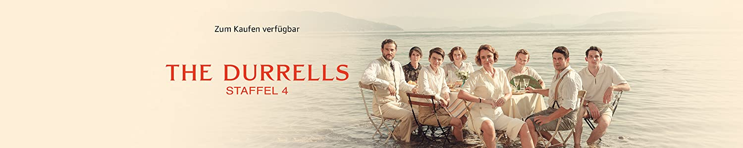 The Durrells - Staffel 4 [dt./OV]