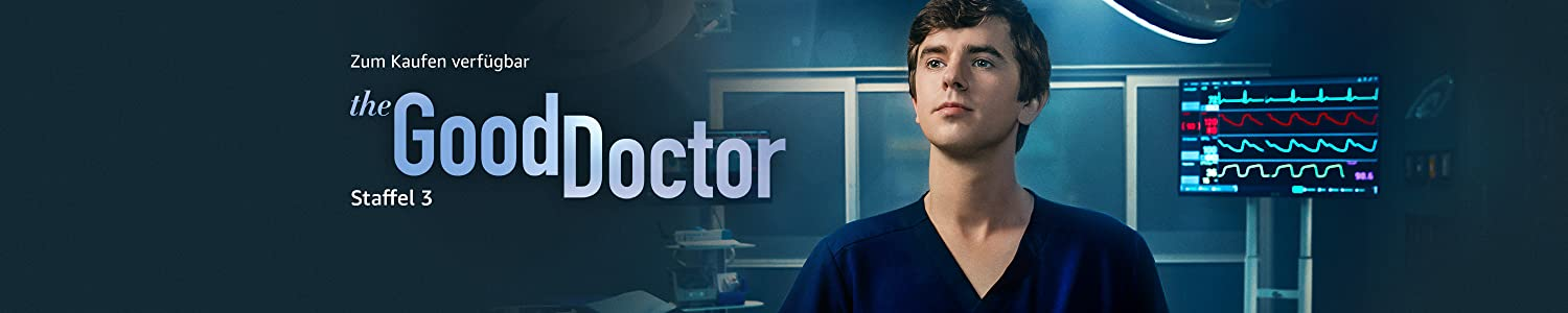 The Good Doctor - Staffel 3 [dt./OV]