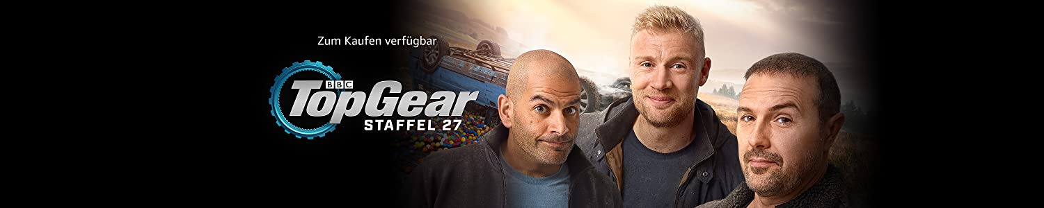 Top Gear - Staffel 27 [dt./OV]