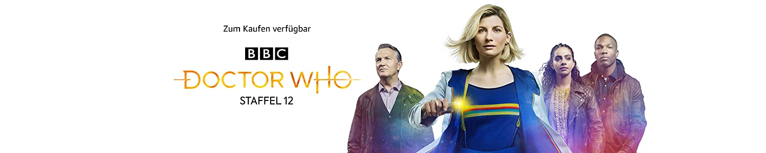 Doctor Who - Staffel 12 [dt./OV]