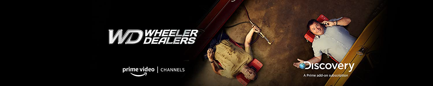 Wheeler Dealers Season 15 Part a