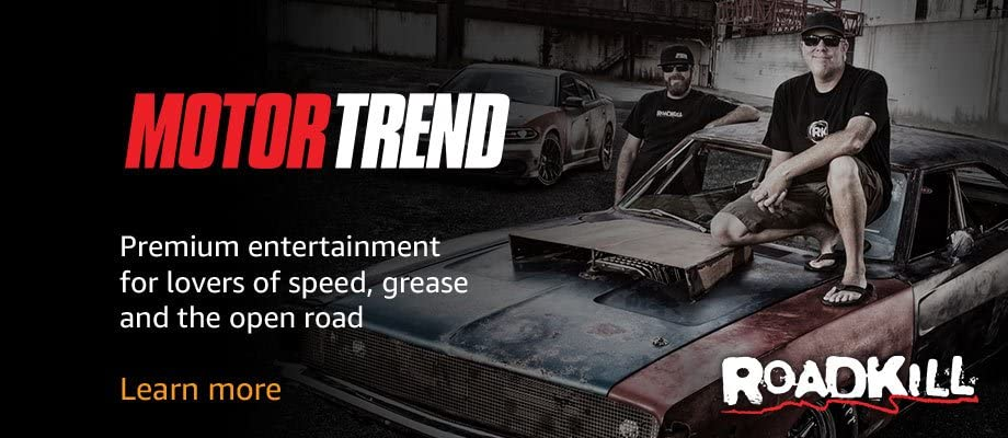 Premium entertainment for lovers of speed, grease and the open road