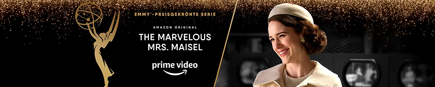 The Marvelous Mrs. Maisel - Staffel 2 [dt./OV]