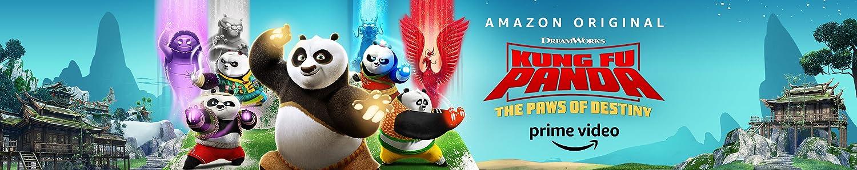Kung Fu Panda: Die Tatzen des Schicksals - Staffel 102 [dt./OV]