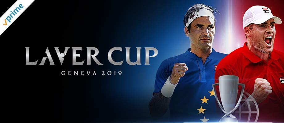 Watch live tennis from the 2019 Laver Cup, in Geneva, Switzerland from September 20-22 and catch up on the best moments