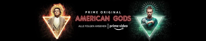 American Gods - Staffel 2 [dt./OV]