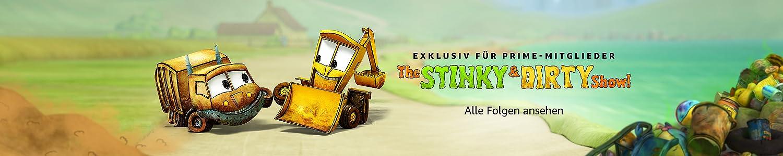 The Stinky & Dirty Show - Staffel 1 [dt./OV]