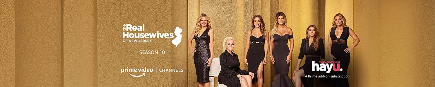 Watch Real Housewives of New Jersey S10 on Prime Video Channels.