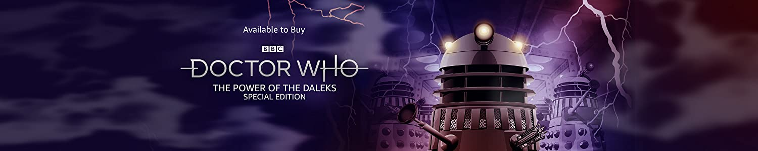 Doctor Who -The Power of the Daleks