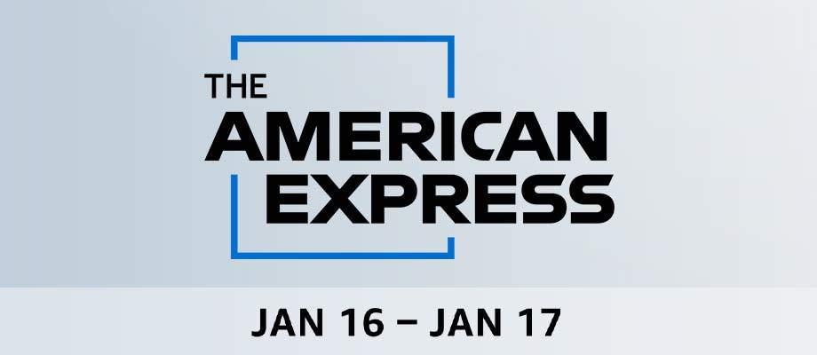 Watch PGA TOUR Live coverage from The American Express