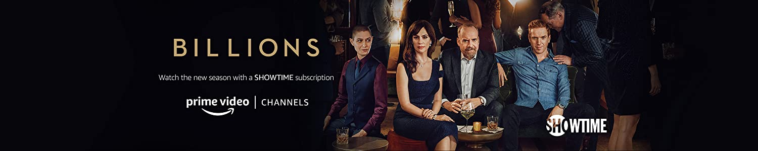 Watch Billions Season 4 with SHOWTIME on Prime Video Channels