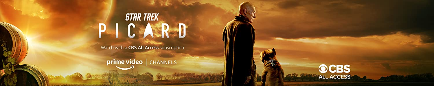Watch Star Trek Picard with CBS All Access on Prime Video Channels