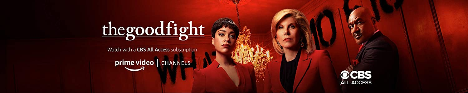 Watch the Good Fight with CBS All Access on Prime Video Channels