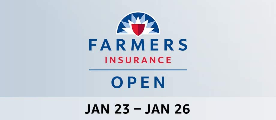 Watch PGA TOUR Live coverage from the Farmers Insurance Open