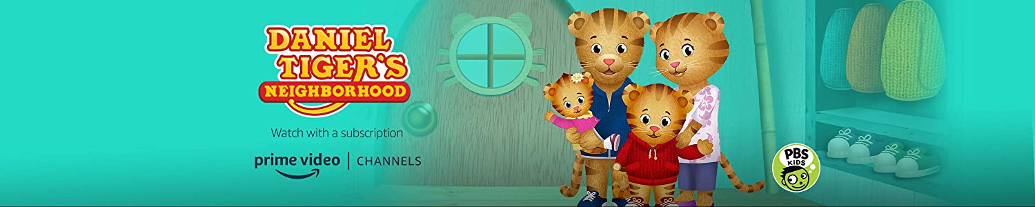Watch Daniel Tiger's Neighborhood, Volume 16  on PBS Kids with Prime Video Channels